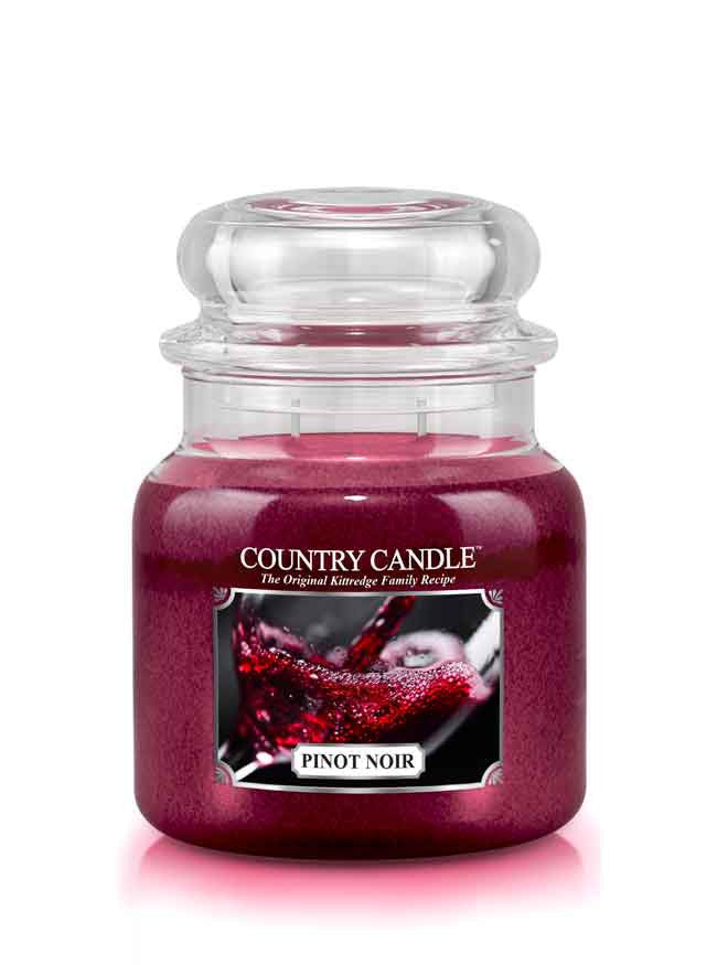 Pinot Noir Medium Jar Candle
