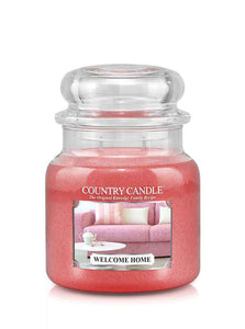 Welcome Home Medium Jar Candle
