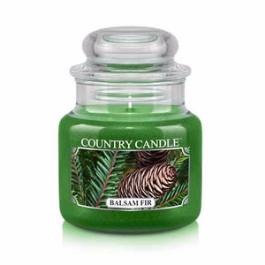 Balsam Fir Small Jar Candle