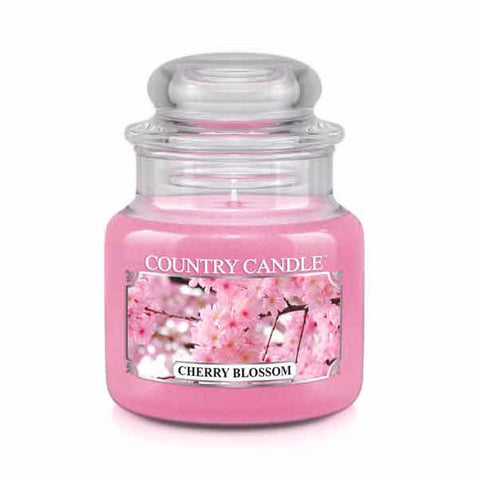 Cherry Blossom Small Jar Candle