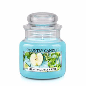 Cilantro, Apple & Lime Small Jar Candle
