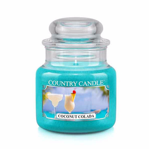 Coconut Colada Small Jar Candle