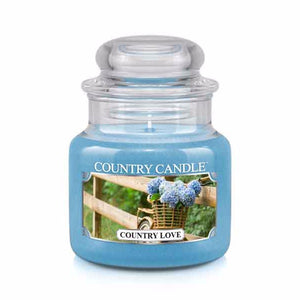 Country Love Small Jar Candle