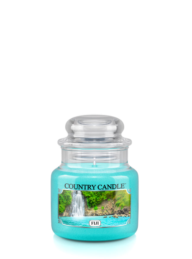 Fiji Small Jar Candle