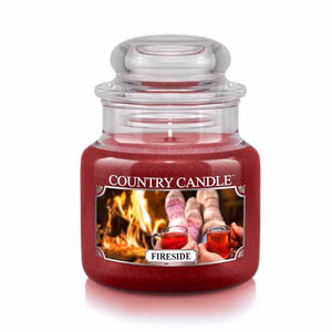 Fireside Small Jar Candle