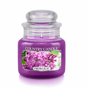 Fresh Lilac Small Jar Candle