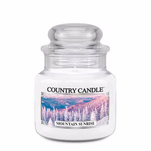 Mountain Sunrise Small Jar Candle