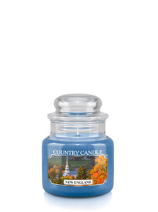 New England Small Jar Candle