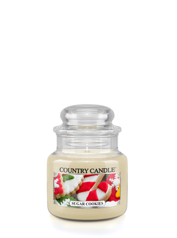 Sugar Cookies Small Jar Candle
