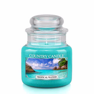 Tropical Waters Small Jar Candle