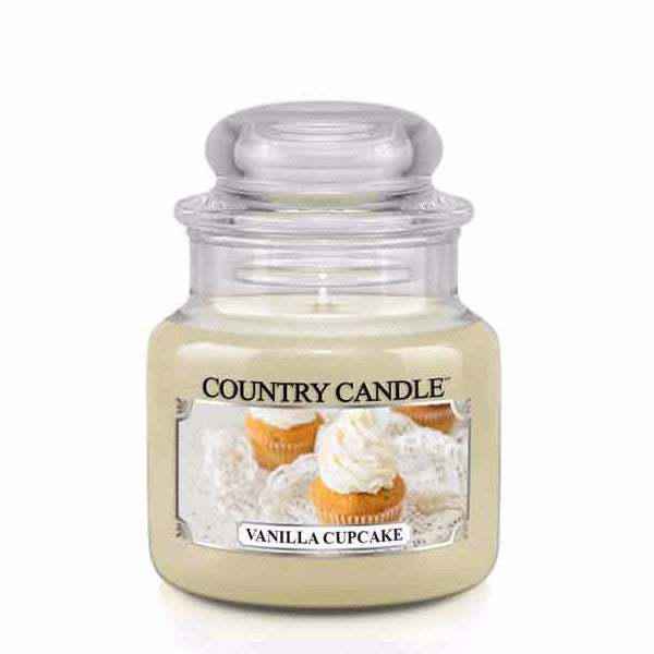 Vanilla Cupcake Small Jar Candle