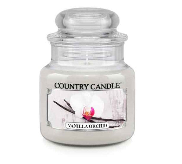 Vanilla Orchid Small Jar Candle