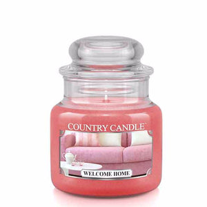 Welcome Home Small Jar Candle