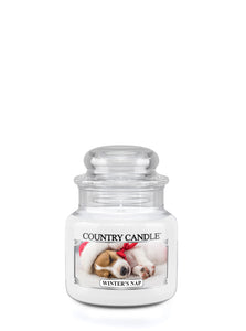 Winter's Nap Small Jar Candle