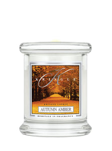 Autumn Amber Mini Classic Jar