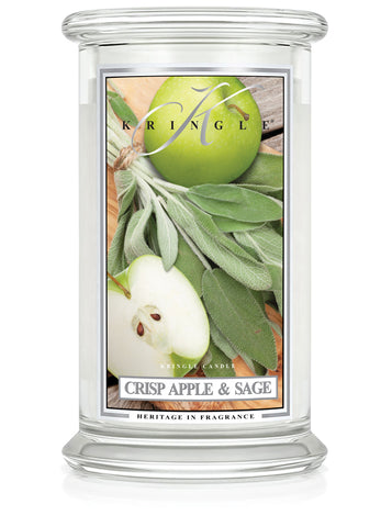 Crisp Apple & Sage Large Classic Jar