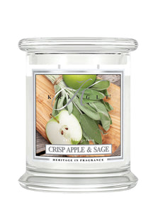 Crisp Apple & Sage Medium Classic Jar