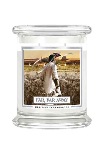 Far, Far Away Medium Classic Jar