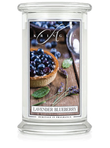 Lavender Blueberry Large Classic Jar