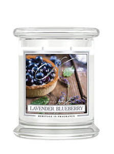 Lavender Blueberry Medium Classic Jar