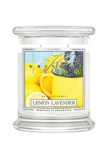 Lemon Lavender Medium Classic Jar