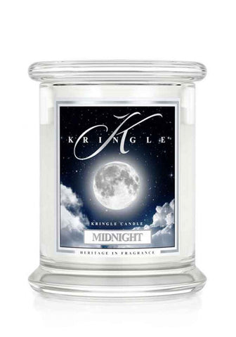 Midnight Classic Medium Candle Jar