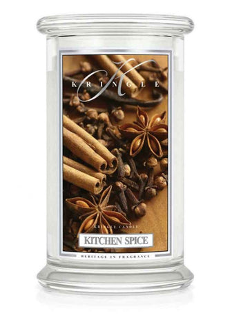 Kitchen Spice Large Jar Kringle Candle