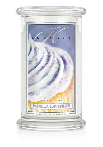 Vanilla Lavender  Large Classic Candle Jar