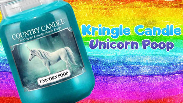 UNICORN POOP Large Jar