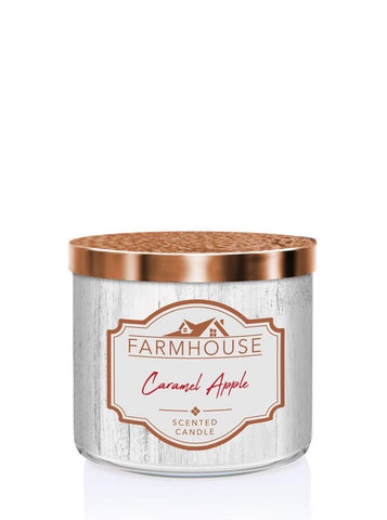 Farmhouse Caramel Apple