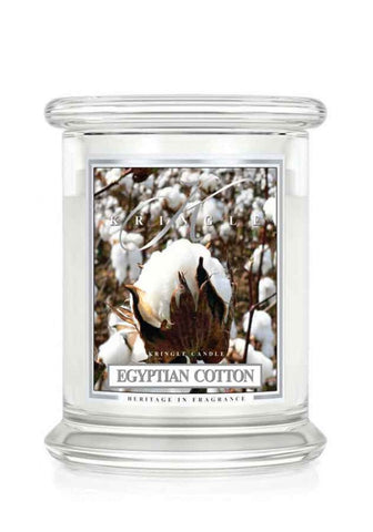 Egyptian Cotton Medium Classic Jar