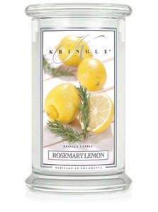 Rosemary Lemon Large Classic Jar