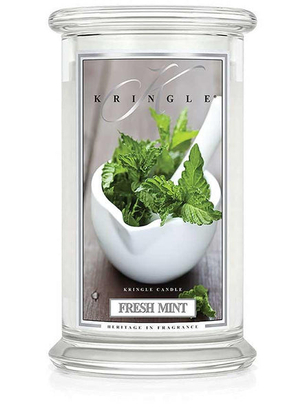 Fresh Mint Large Classic Jar