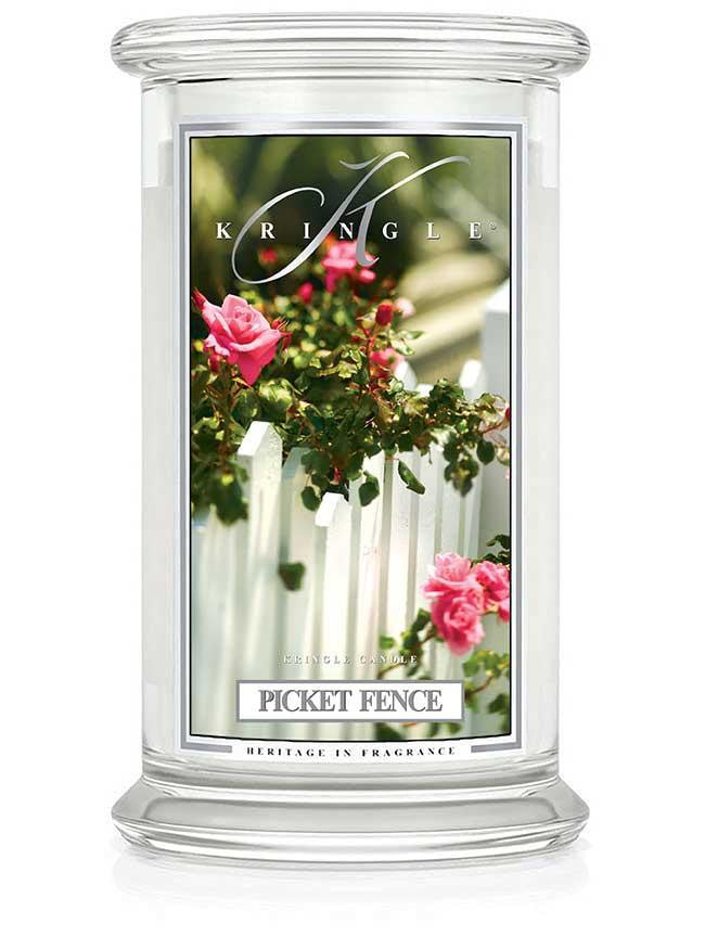 Picket Fence Large Classic Jar