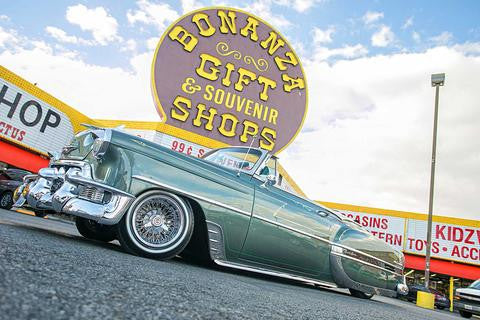 Candelario Cedano's 1953 Chevy Bel Air-Addicted
