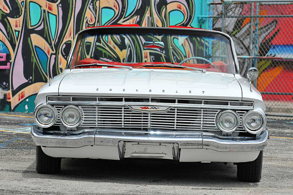 LS-POWERED '61 CHEVY IMPALA – CUSTOMIZED BY ACCIDENT