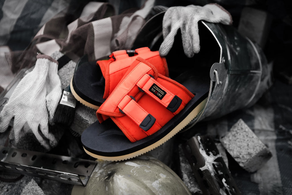 CLOT Revamps the SUICOKE KAW for Summer