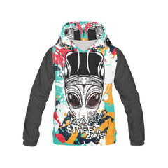 All Over Print Hoodie For Men - Alien Hoodie
