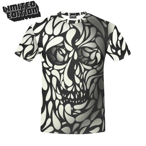 All Over Print T-Shirt For Men - 3 Devil Tee