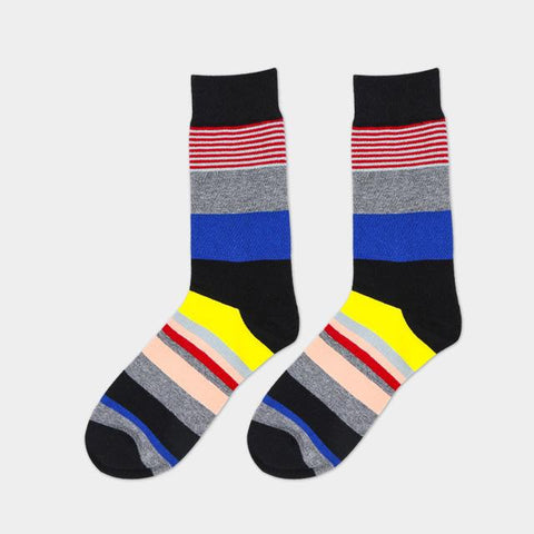 Art Deco Socks - 1 Pair