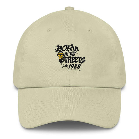Born On The Streets 1988 Cap