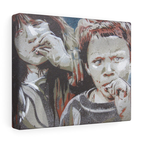 Canvas - Brother&Sister Canvas Print