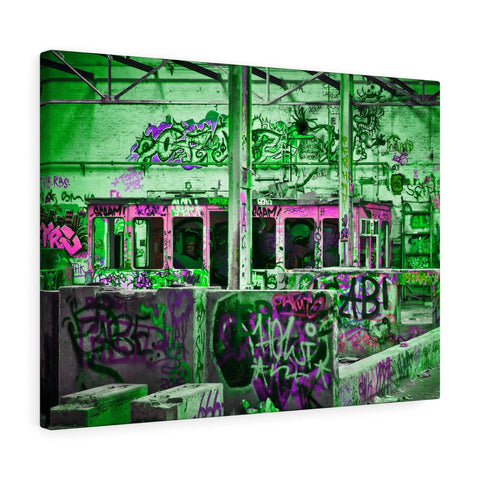 Canvas - Lost Place Print
