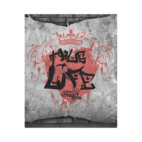 "Duvet Covers 70""x86"" (All-over-print) - Thug Life Duvet Cover"