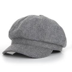 Ladies Fedora Berets Hat
