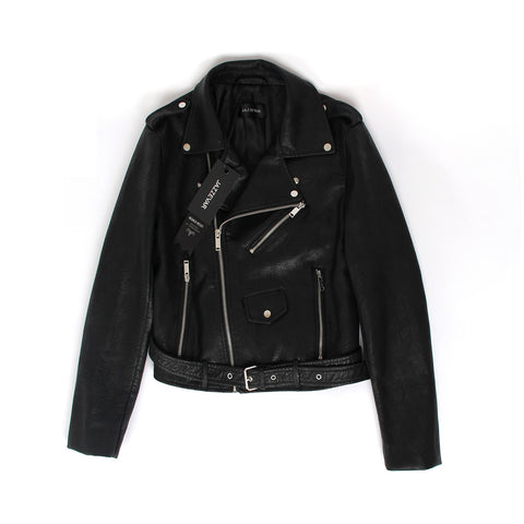 Jacket - Swag Leather Jacket