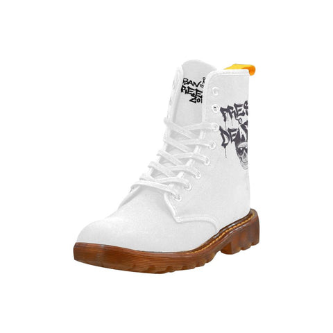 Martin Boots (1203H) - Ladies Fresh To Death Boots