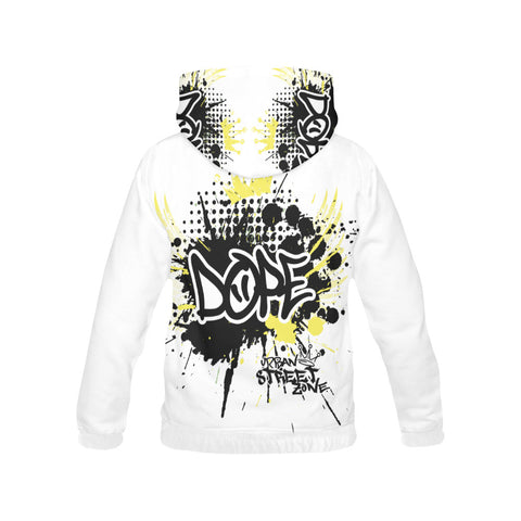 Men's All Over Print Hoodie - DOPE Hoodie