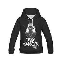 Men's All Over Print Hoodie - Fresh Warrior Hoodie
