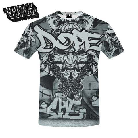 Men's All Over Print T-Shirt - Dope Samurai Tee